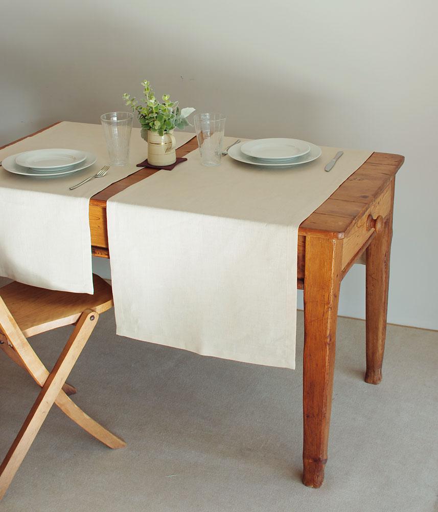 LIBECO TABLE RUNNER / リベコ テーブルランナー