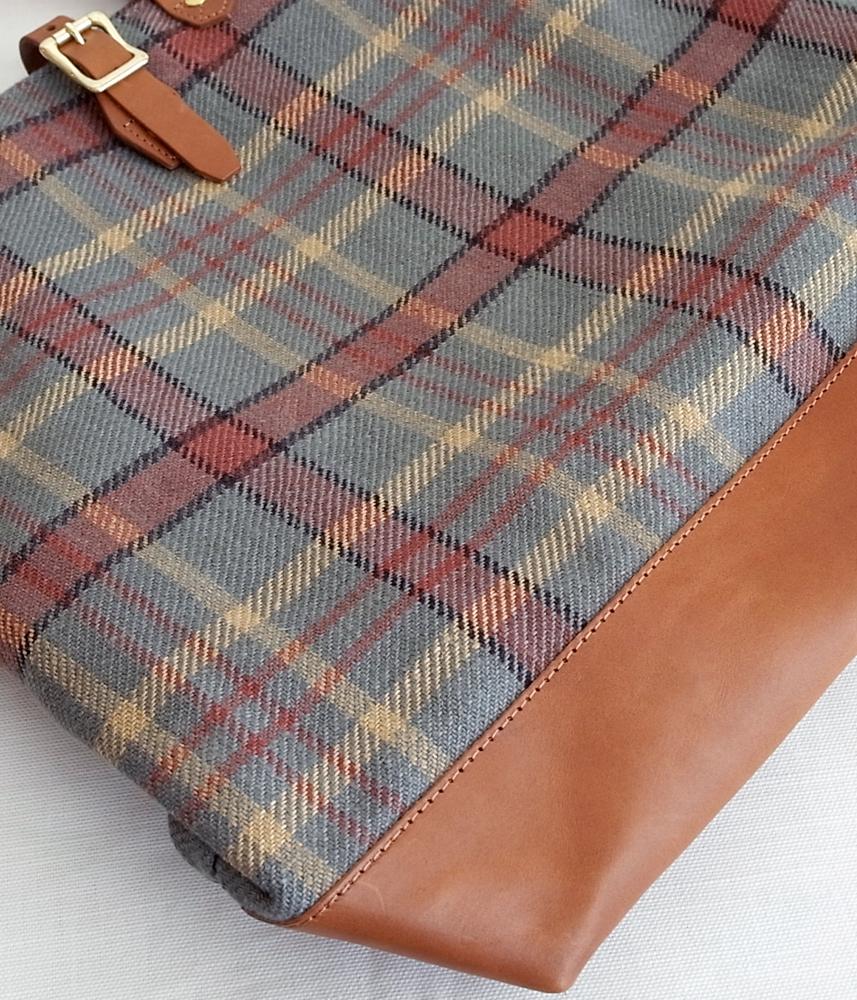 Linen First Bag【Red】 / リネンファーストバッグ【レッド】