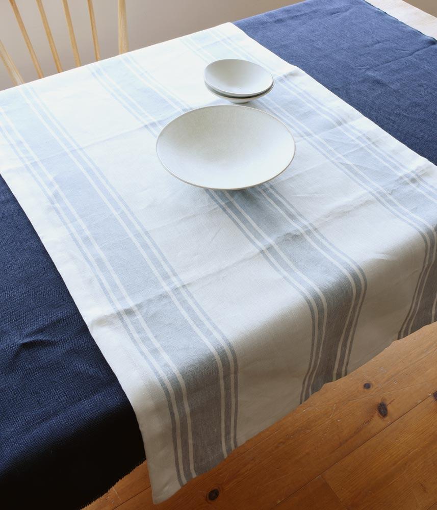 ORIGINAL LINEN TABLE RUNNER / オリジナル リネンテーブルランナー