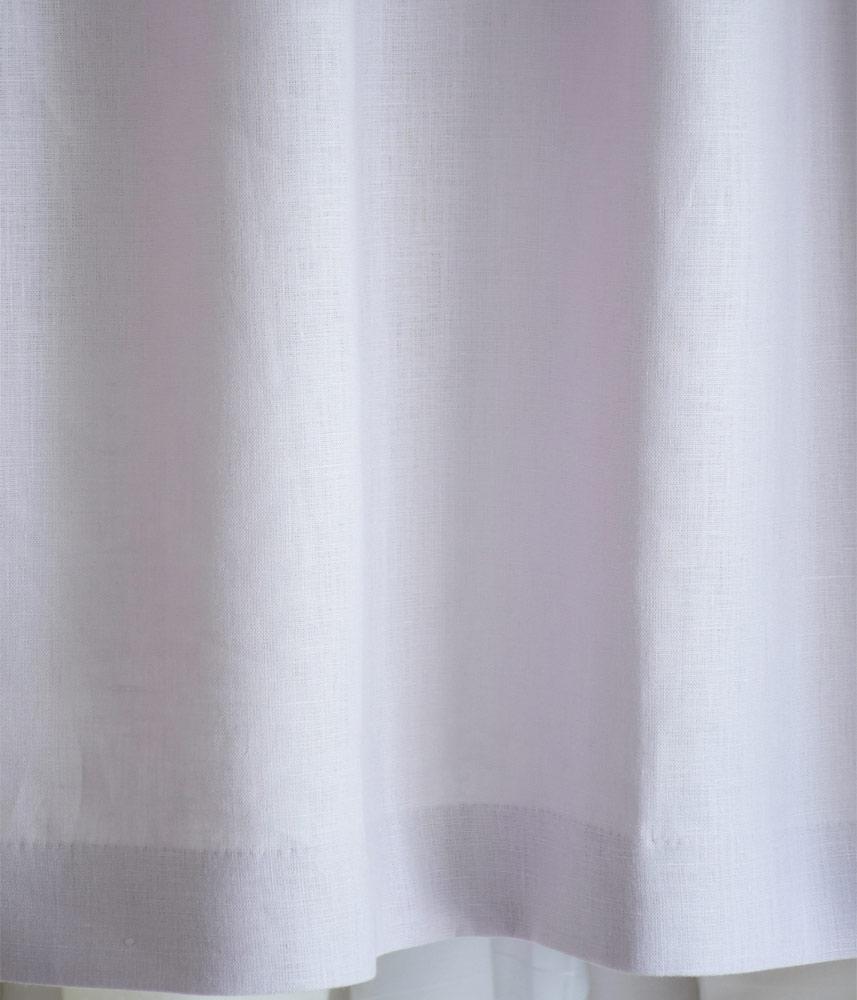 Cafe Curtain 【Lina Lilac】 / カフェカーテン【リナライラック】