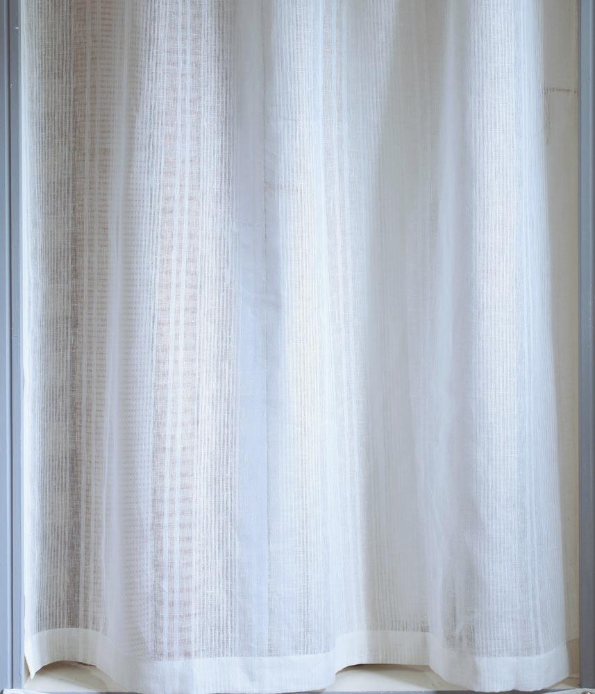Cafe Cartain 【Linen Naturals 23】 / カフェカーテン【リネン ナチュラルス 23】