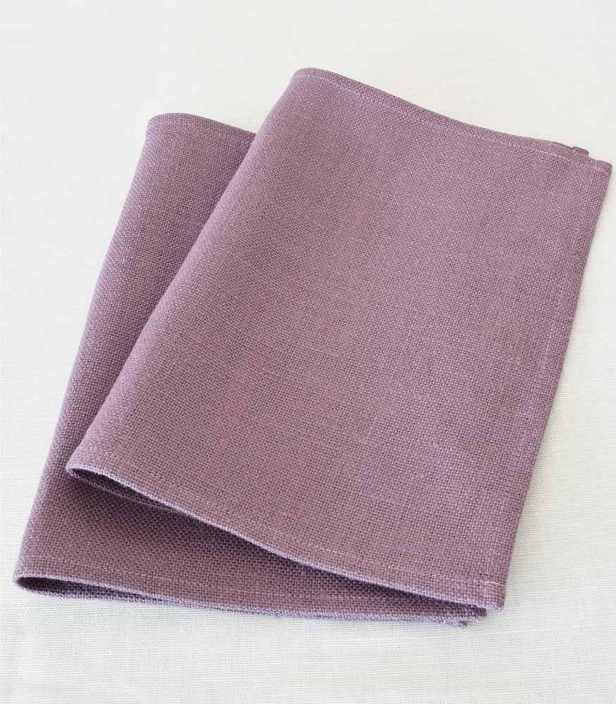 LIBECO PLACE MAT 【Purple】 / リベコ プレイスマット【パープル】