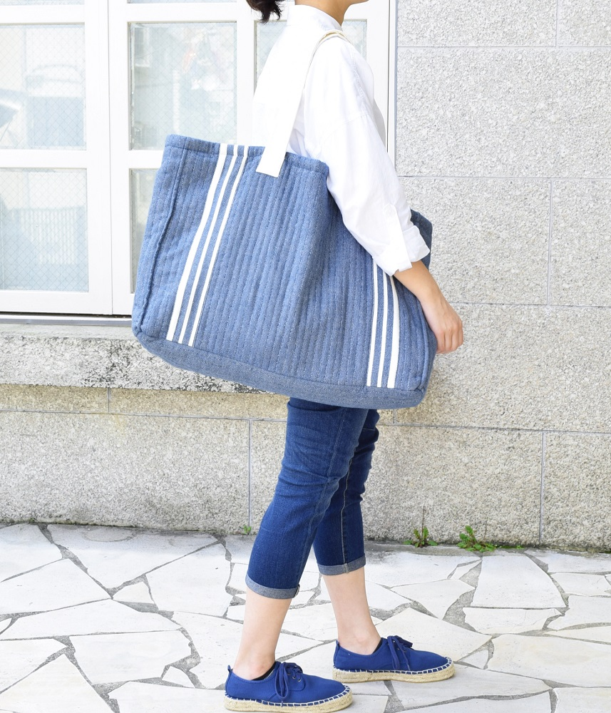 COTTON TOTE BAG / コットン トートバッグ