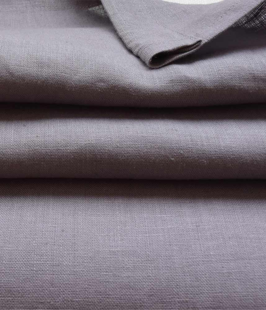 Linen Fabric 【Lina Plum】 / リネンファブリック【リナ プラム】