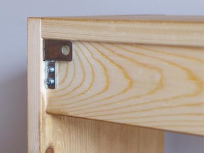 Pine Wall Shelf 【S size / M size】 / パインウォールシェルフ【Sサイズ・Mサイズ 】