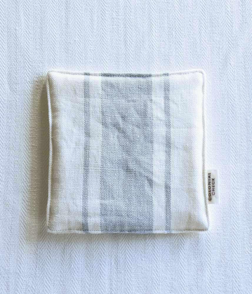 Linen Coaster【Lina Mrine 7】 / リネンポットマット【リナマリン7】