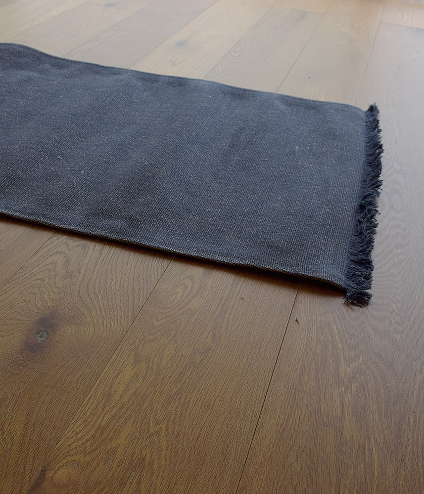LIBECO Plane Linen Rug 【S】 / リベコ リネン ラグマット 【Sサイズ】
